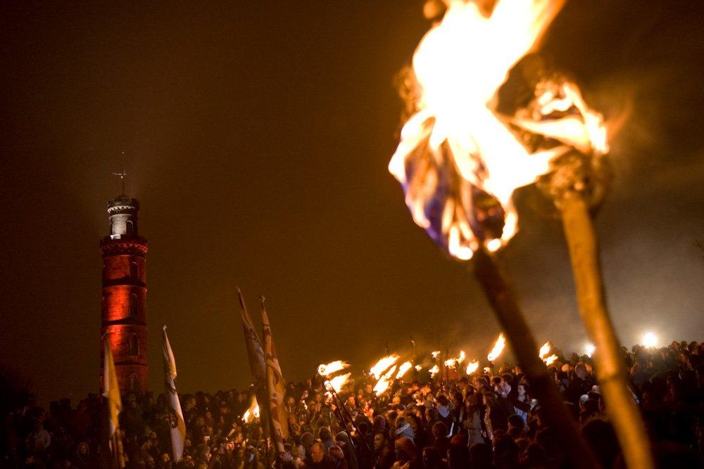 Beltane festival bringing a medieval air to Edinburgh