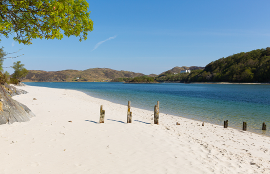You are currently viewing Some of our best beaches and coastal treasures in the Highlands